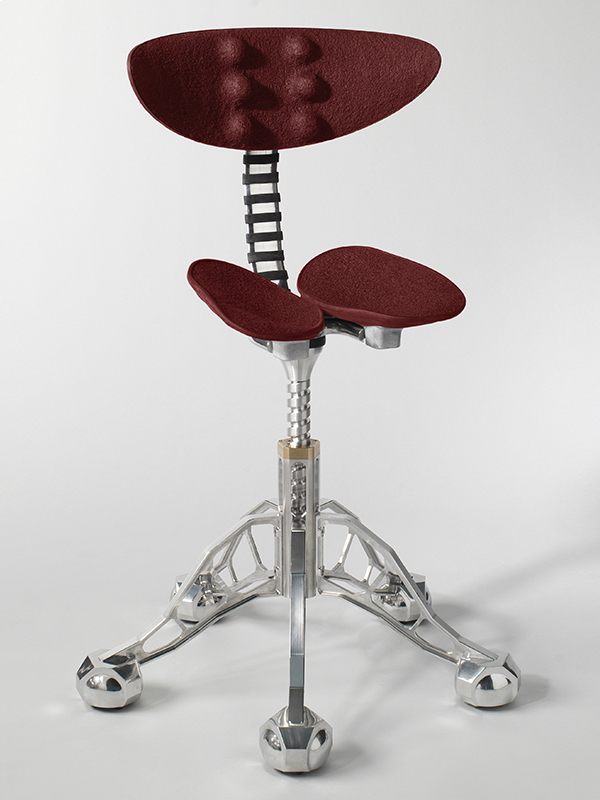 The FreedMan Chair – red