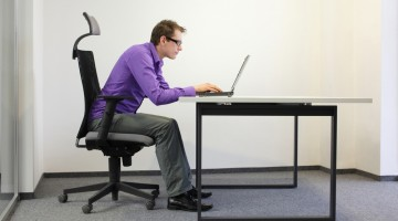 Sitting too much is bad for your health